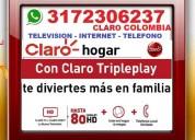 🔴 claro hogar, internet, telefono, television dig