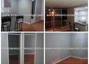 apartamento en venta - medellin aranjuez cod: