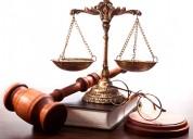 Abogado penalista experiencia y honestidad