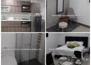 Apartaestudio loft amoblado en arrendamiento - lau