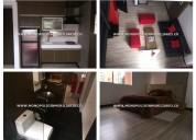 Apartaestudio duplex amoblado para alquiler en med