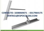 FLOTA CANAL DE 1.50 M T - 1.20 MT