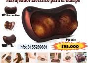 Masajeador electrico para el cuerpo