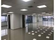Alquiler de oficinas en barranquilla 230 m2