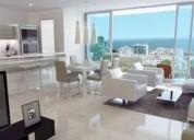 venta de apartamento en cartagena 3 dormitorios 99 m2