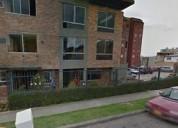 Alquiler de apartamento en bogota 2 dormitorios 52 m2