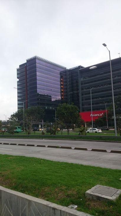 Alquiler De Oficinas En Bogota 770 m2