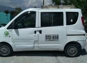 Chery yoya camioneta van 7 pasajeros modelo 2012