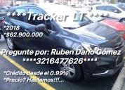 Chevrolet tracker modelo 2018