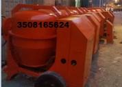 Mezcladoras para concreto tipo trompo calidad