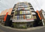 Apartamento en venta en chapinero central bogota 1 dormitorios 40 m2