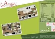 Apartamento en venta en duitama 2 dormitorios 122 m2