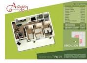 Apartamento en venta en duitama 3 dormitorios 67.88 m2