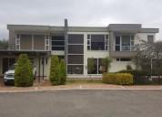 Casa en arriendo venta en sopo gratamira acuarela 6 dormitorios 1800 m2