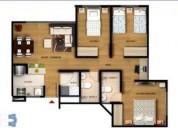 Alquiler venta de apartamento en zipaquira 3 dormitorios 60 m2