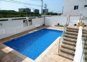 apartaestudio en arriendo en barranquilla villa santos 1 dormitorios 37.6 m2