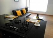 Apartamento En Arriendo En Bogota Santa Barbara Central 1 dormitorios 67 m2