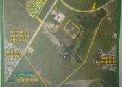 Venta de lotes en mosquera 140937 m2