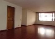 alquiler de apartamento en bogota 2 dormitorios 86 m2