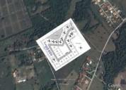 Venta de lotes en villavicencio 1200 m2