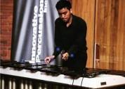 Clases particulares de percusion iniciacion musical teoria musical y teclado en bogotá