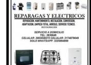 Servicio de reparación, mantenimiento e instalació