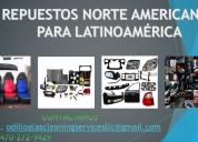 repuestos de carros para latinoamerica