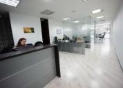 Oficina en arriendo en bogota chico norte 67.82 m2