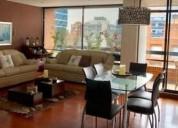 Apartamento en arriendo en bogota chico virrey 3 dormitorios 140 m2