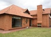 casa campestre en arriendo en cajica cajica 4 dormitorios 1000 m2