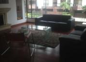Apartamento en arriendo en bogota santa barbara 4 dormitorios 210 m2