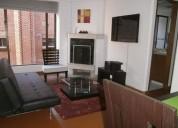 alquiler de apartaestudio en bogota 1 dormitorios 34.98 m2