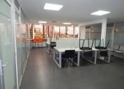 Oficina en arriendo venta en barranquilla prado 140 m2