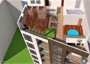 apartamento en venta en la castellana armenia 1 dormitorios 33 m2