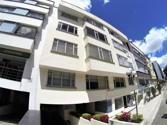 Apartamento en Venta en Chico Bogota 2 dormitorios 95 m2