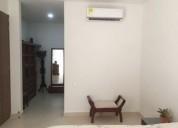 apartaestudio en arriendo en barranquilla ciudad jardin 1 dormitorios 57 m2