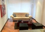 Apartamento en arriendo en bogota chico norte 1 dormitorios 50 m2
