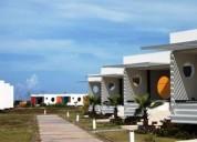 Casa campestre en venta en tubara puerto velero 2 dormitorios 35 m2
