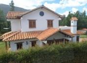 Casa en venta en villa de leyva vereda el roble 3 dormitorios 445 m2