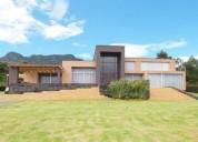 Casa condominio en venta en sopo via sopo la calera condominio aquarela 4 dormitorios 475 m2