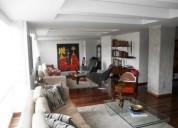 Apartamento en venta en bogota rosales 3 dormitorios 196 m2