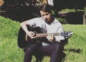 Clases particulares para todas las edades de guitarra tecnica vocal bajo bateria y teclado en bogot�