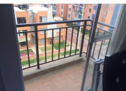 Vendo hermoso apartamento con altillo y balcón