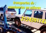 Logistica de transporte de maquinaria pesada