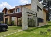 casa condominio en arriendo venta en sopo hato grande reservado 4 dormitorios 1300 m2