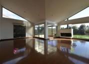 casa condominio en arriendo en cajica chunugua 3 dormitorios 1032 m2