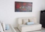 Apartamento en venta en cartagena marbella cabrero 1 dormitorios 77 m2