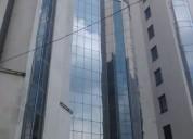 Oficina en arriendo en cali san pedro ed centro financiero la ermita 126 m2
