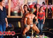 Stripper amadeus,despedidas de solteras