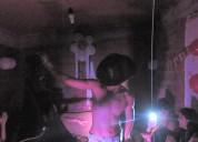 Show internacional stripper animador modelo cali